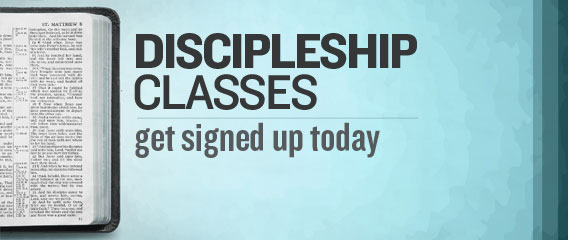 disciple classes